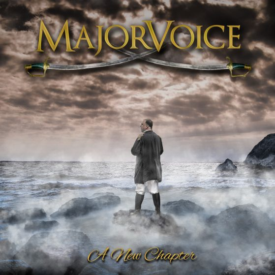 MajorVoice - A New Chapter (Cover)
