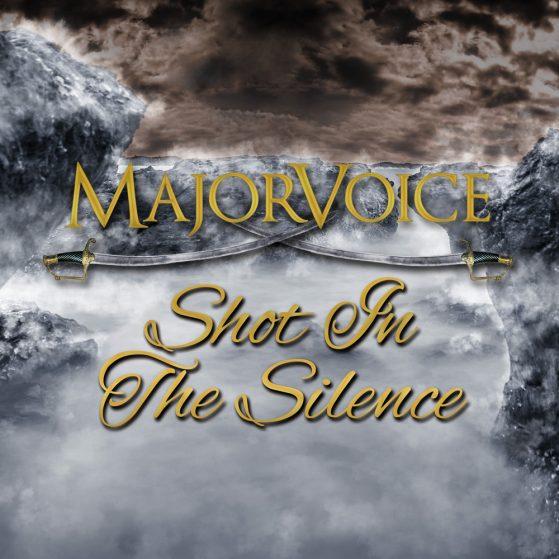 MajorVoice - Shot In The Silence - Single - Cover