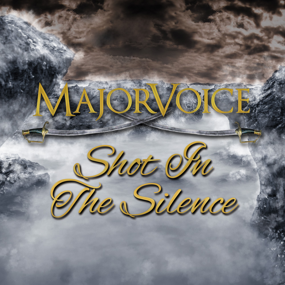 MajorVoice - Shot In The Silence - Single - Cover