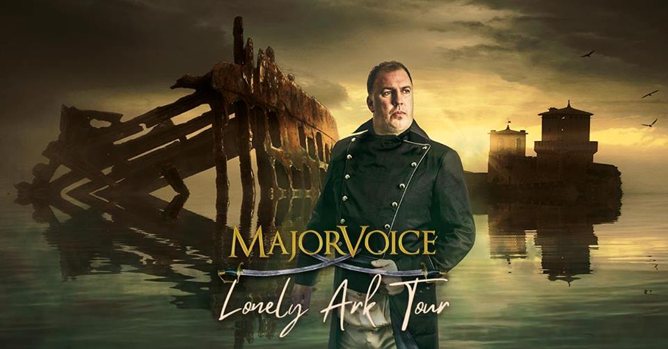 MajorVoice Lonely Ark Tour 2019
